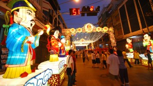 Le Nouvel An Chinois fêté en Thailande