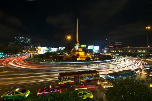 voiture thailande