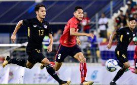 thailande football