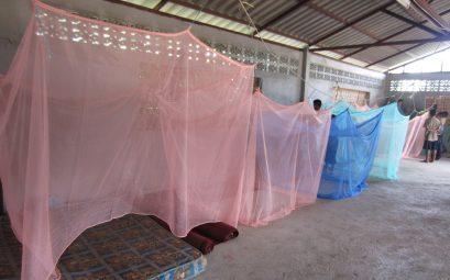 Pourquoi acheter et prendre une moustiquaire en Thaïlande