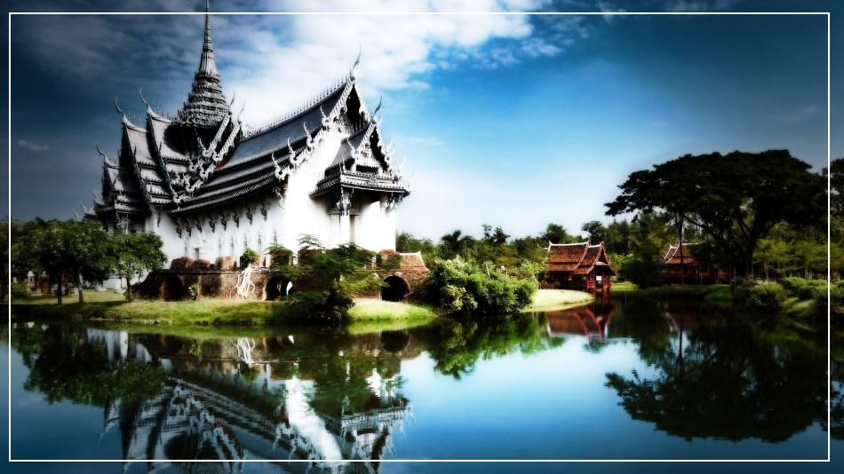 voyage thaïlande avec enfants